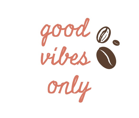 Good Vibes Only Slogan