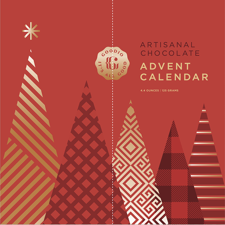 Advent Calendar Concept